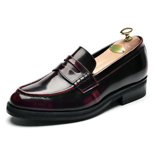 6cm Adoburn Dyne Night Penny Looper手工凉鞋(Ethan _CH0007)