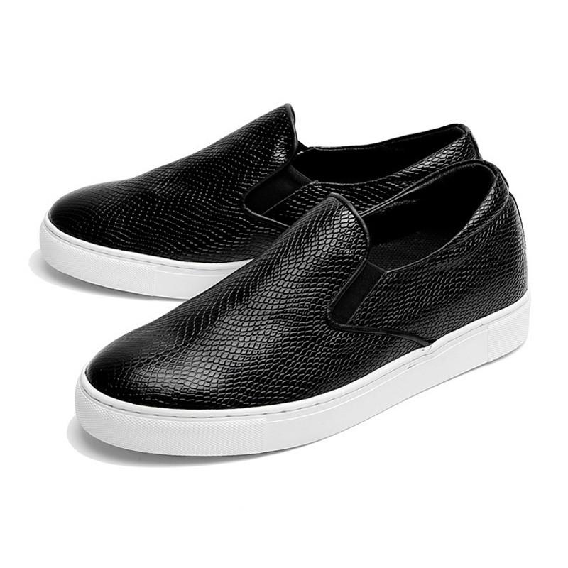 5cm蟒蛇皮松木流苏鞋(CL0005)