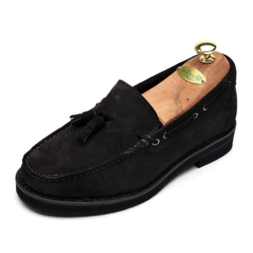 6.5cm增高鞋测试仪罗珀手工鞋(EL0050DBRS)