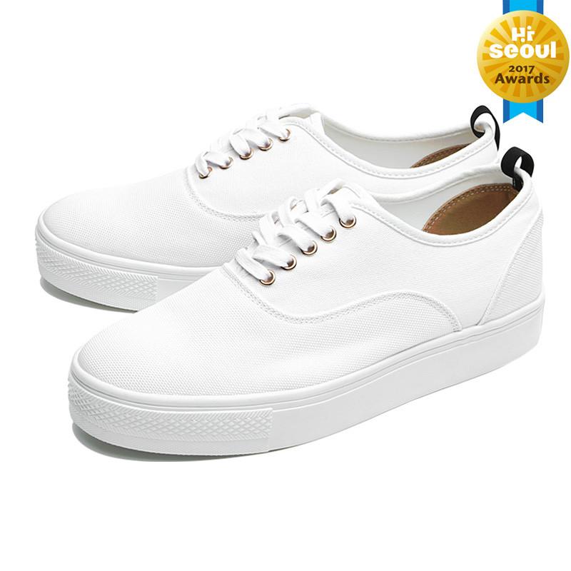 4.5cm防水棉茉威胶底帆布鞋(CL0017)