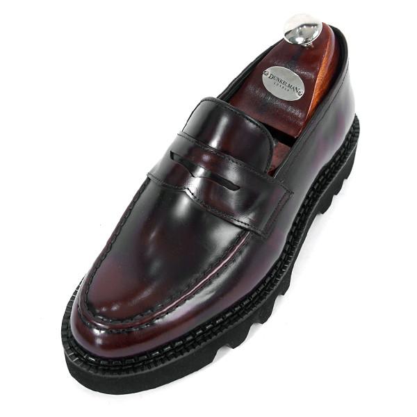 8cm Komando便士活套手工鞋(EL0170AWN_ Cumms)