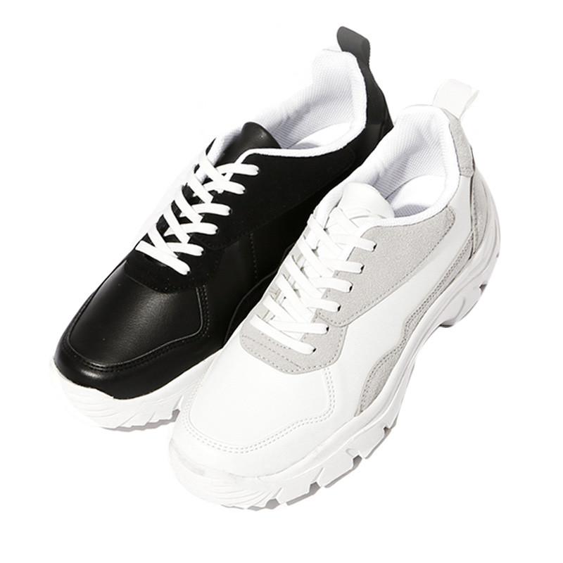4.5cm VERONA跑步者胶底帆布鞋(ZE0200)