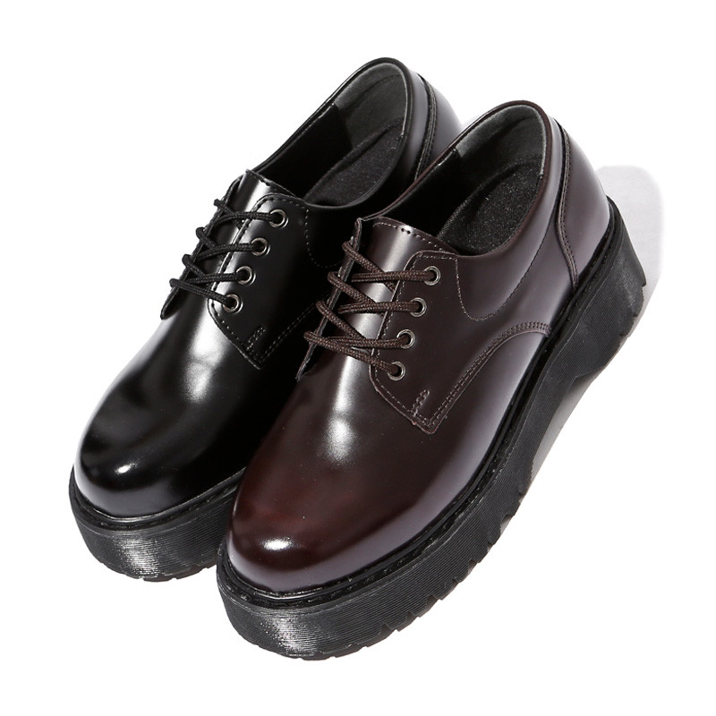 6cm重型丑陋德比鞋(DA0111)