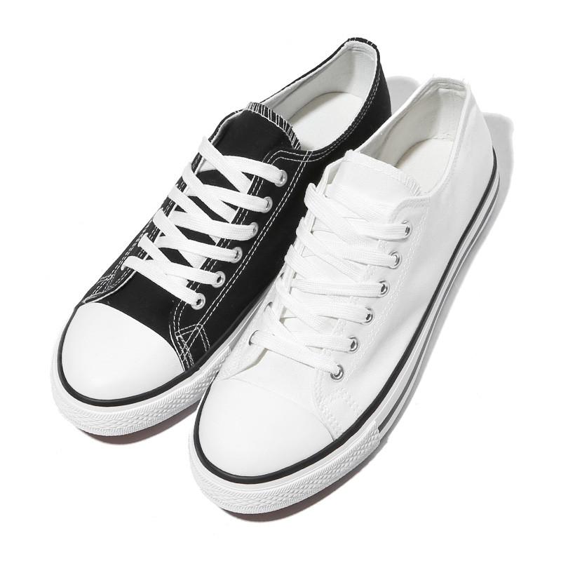 2.5cm Ronnie威威胶底帆布鞋(ZE0202)
