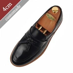4cm增高鞋测试仪looper手工鞋(EL0071BK)
