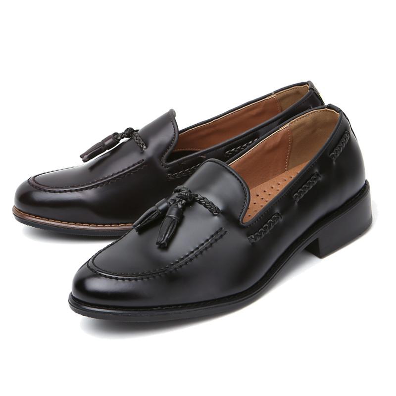 3.5厘米特斯拉乐福鞋(AR0096)